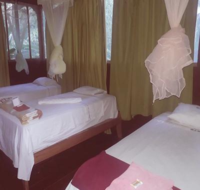 Refuge Sandoval Lake Resort - Lodge